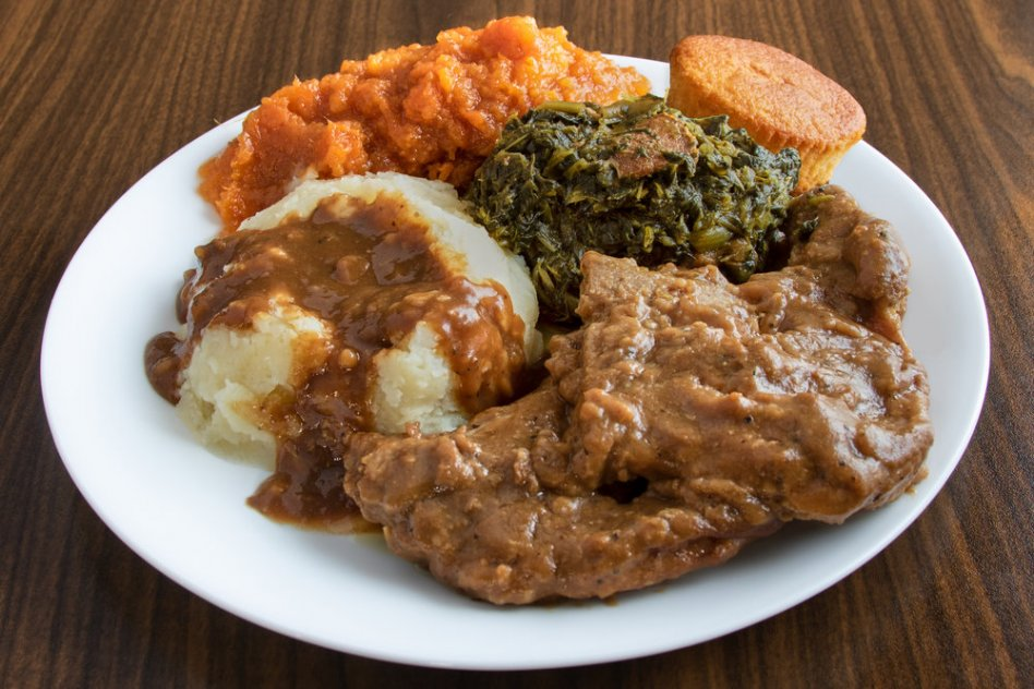 Just Oxtails Soul Food picture