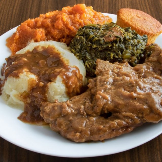 Just Oxtails Soul Food